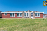 Exterior of Heritage Home III TLP360A5, 3 Bedrooms, 2 Baths, 1,640 Sq. Ft. - a manufactured home by Palm Harbor Homes.