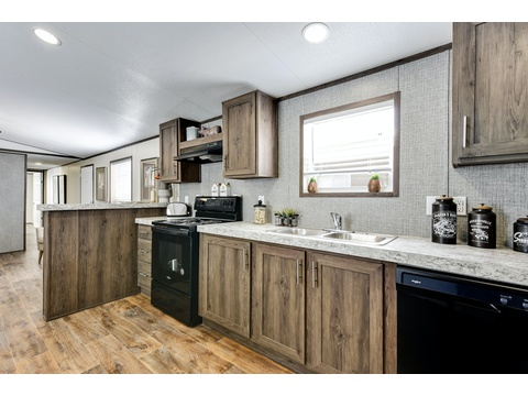 Kitchen - The Limited PD 16763T - 3 Bedroom, 2 Bath - 1178 sq. ft.