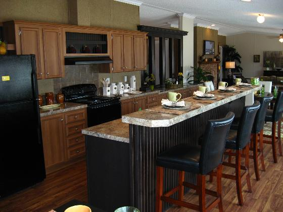 Heritage II Kitchen Island