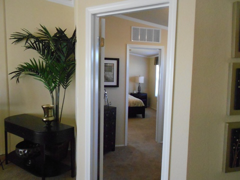 Master suite entry - The Grande Isle VRT364L4 by Palm Harbor Homes