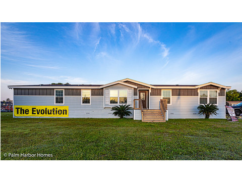 The Evolution Triplewide Home Conroe TX