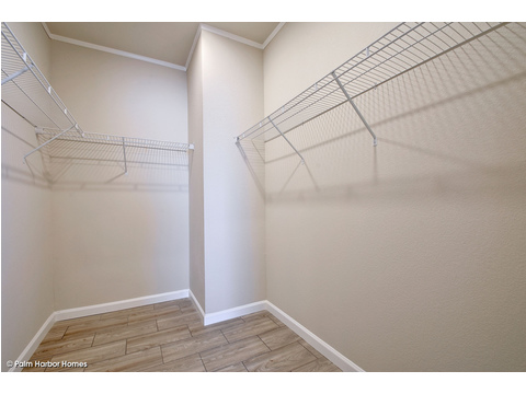 2nd walk-in closet in master suite - The Urban Homestead III FT32764F by Palm Harbor Homes