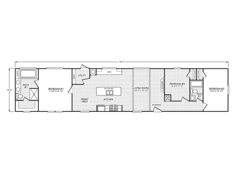 >Celebration 5C 16763U Floor Plan