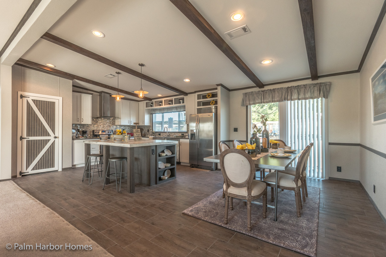 View the carrington 74 floor plan for a 2220 sq ft palm - 4 bedroom double wide mobile homes ...
