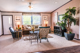Living room - the Momentum II MMT348B1 by Palm Harbor Homes