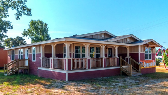 The La Belle Homes With Porch TX