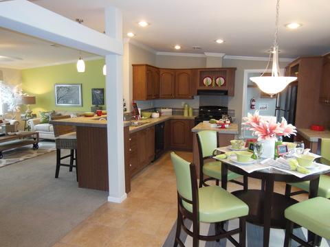 Mhi Home Builder Kitchen