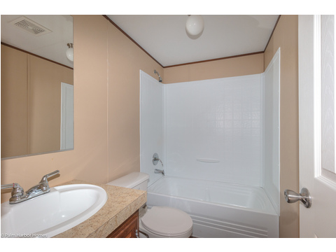 Guest bathroom - Velocity Model VE16562V