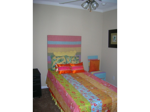 Guest Bedroom - Monet P3446J by Palm Harbor Homes