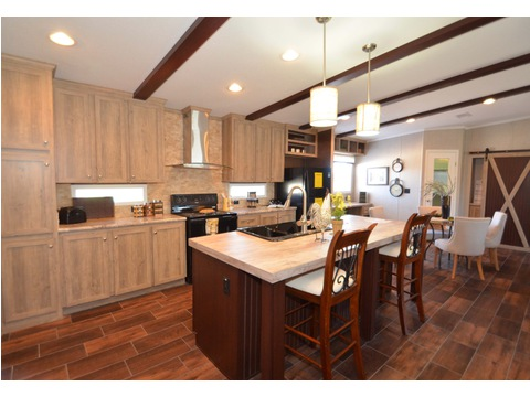 Kitchen - The Kensington 4 ML30604K by Palm Harbor Homes
