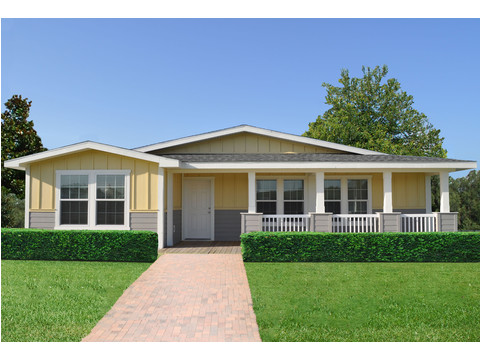 Beautiful Casita III exterior - Palm Harbor Homes