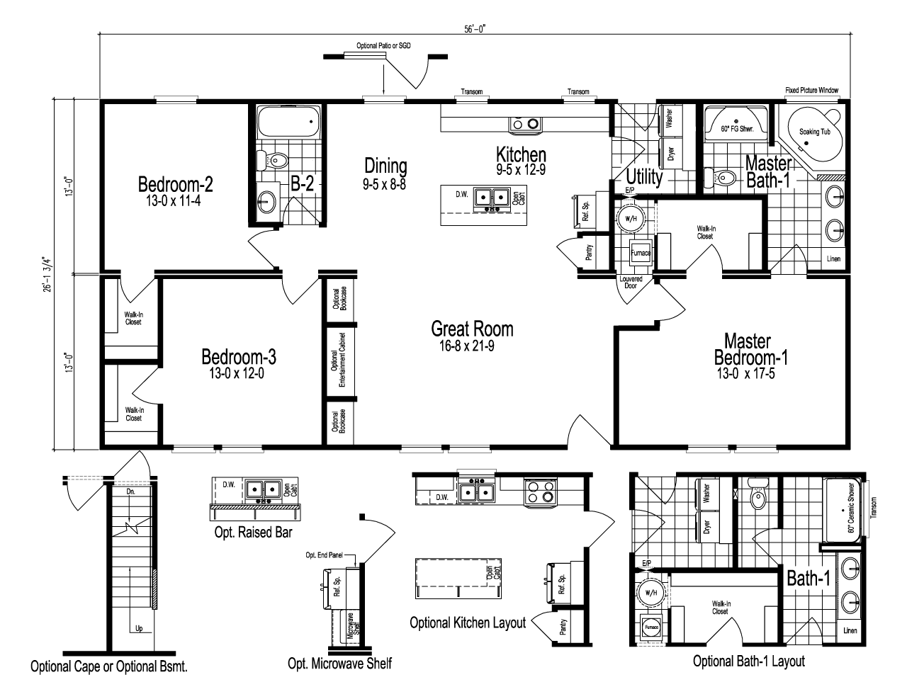 floor plan for my house the noble manufactured home floor plan or modular floor plans 8823