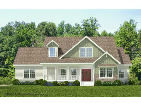 Craftsman Elevation - The Maiden II by Palm Harbor Homes