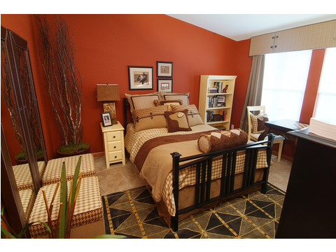 Guest bedroom - The Timberridge Elite 5V468T5, Palm Harbor Homes
