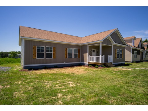 Exterior - The Logan, 3 Bedrooms, 2 Baths, 1,720 Sq. Ft.