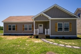 Front Elevation - The Logan, 3 Bedrooms, 2 Baths, 1,720 Sq. Ft.
