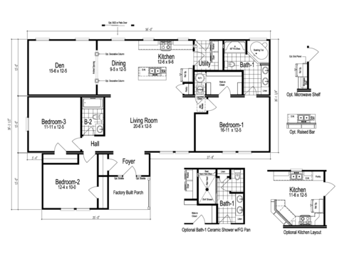 >The Logan Floor Plan
