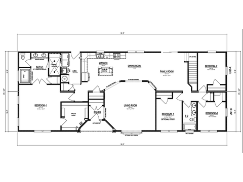 >The Stanley II Floor Plan