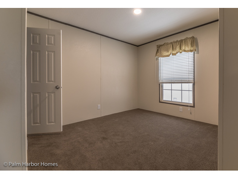 Secondary Bedroom 2.  Velocity by Palm Harbor Homes - 4 Bedrooms, 2 Baths, 1860 Sq. Ft.