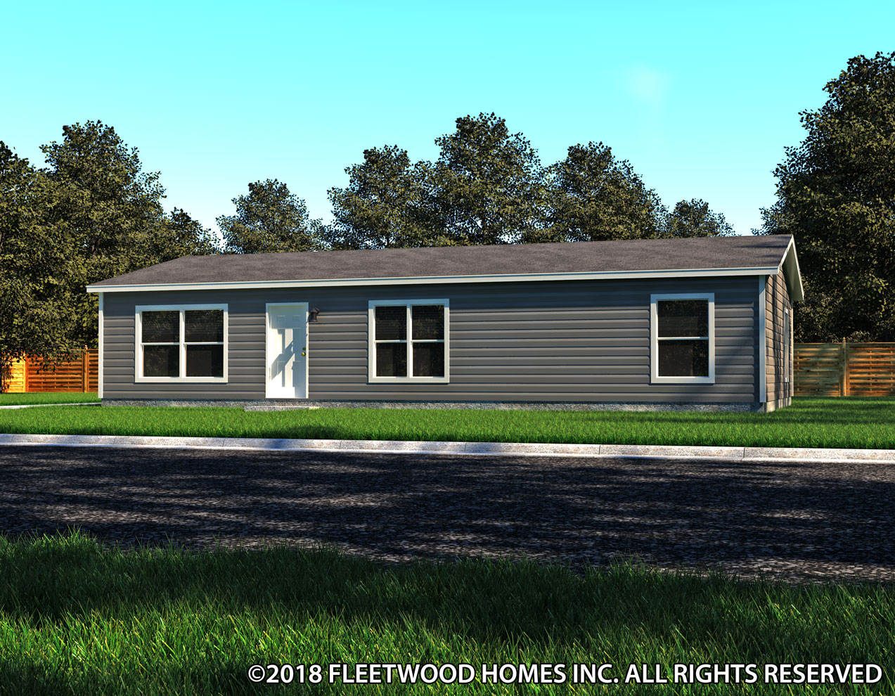 The Villager 28483A manufactured home floor plan or modular floor plans