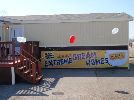 Come See Why Extreme Home Makeover Chose Us!