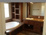 Beautiful master bathroom - The American Dream I HI2856A, Palm Harbor Homes