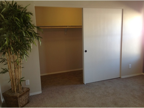 HUGE walk-in closet in the master bedroom - The American Dream I HI2856A, Palm Harbor Homes