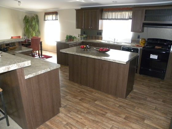 The Benbrook A 30644b Manufactured Home Floor Plan Or