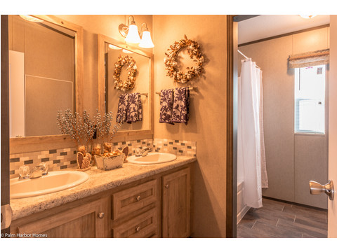 Guest bathroom - The Carrington ML30643C