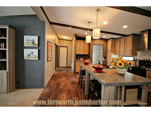 The Kensington by Palm Harbor Homes