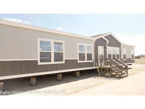 Exterior of a standard 32' wide model - The Urban Homestead II FT32644C (1,984 Sq. Ft.)