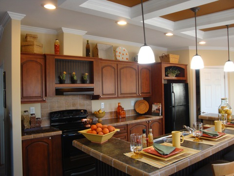 Kitchen - Sequoia T4766T by Palm Harbor Homes