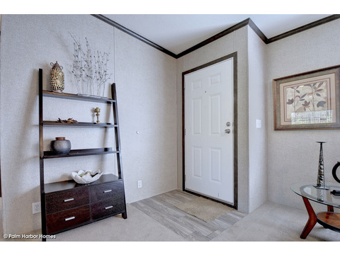 Entrance - The Cypress SA30543C by Palm Harbor Homes