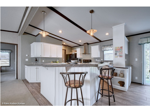 Kitchen - The Cypress SA30543C by Palm Harbor Homes