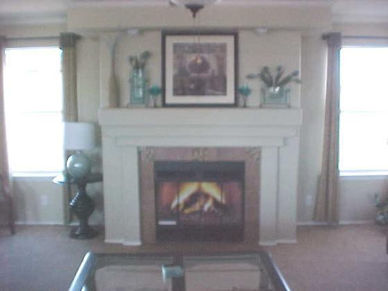 Real Working Fireplaces