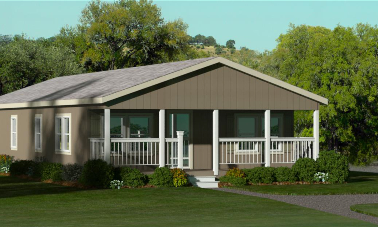 Bath Floor Plans The Rockwell Ii 28523r Manufactured Home Floor Plan Or