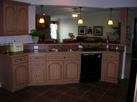 Kitchen - Sierra III X4646J by Palm Harbor Homes