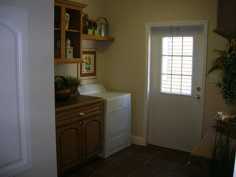 Utility Room - Sierra III X4646J by Palm Harbor Homes