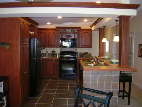 Kitchen - Forest Park T3626D by Palm Harbor Homes