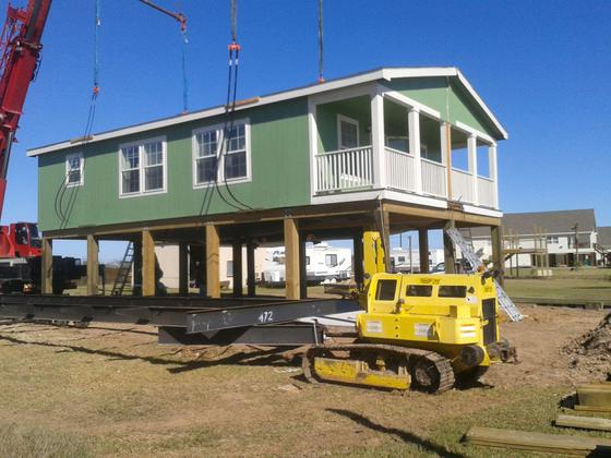 Stilt homes houston texas home photos gallery of for Coastal home builders texas