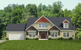 Craftsman Elevation - The Easton by Palm Harbor Homes