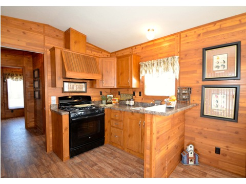 Model 12351R - Kitchen