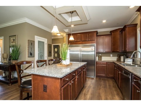 Kitchen - The Stanley, 3 Bedrooms, 2 Baths, 1,953 Sq. Ft.