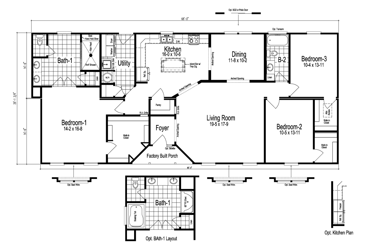 Homes Ohio Floor Plans 28 Images New Single Family