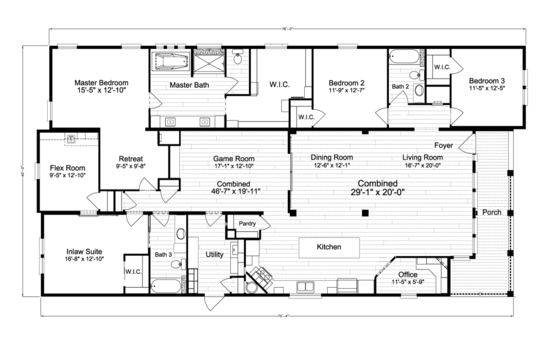 340tl40764b_labelle_iv_web_ready_545_1 Palm Harbor Manufactured Home Floor Plan on