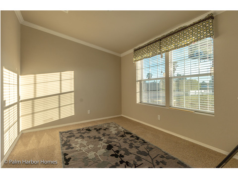 Bedroom 2 - The Hacienda II by Palm Harbor Homes