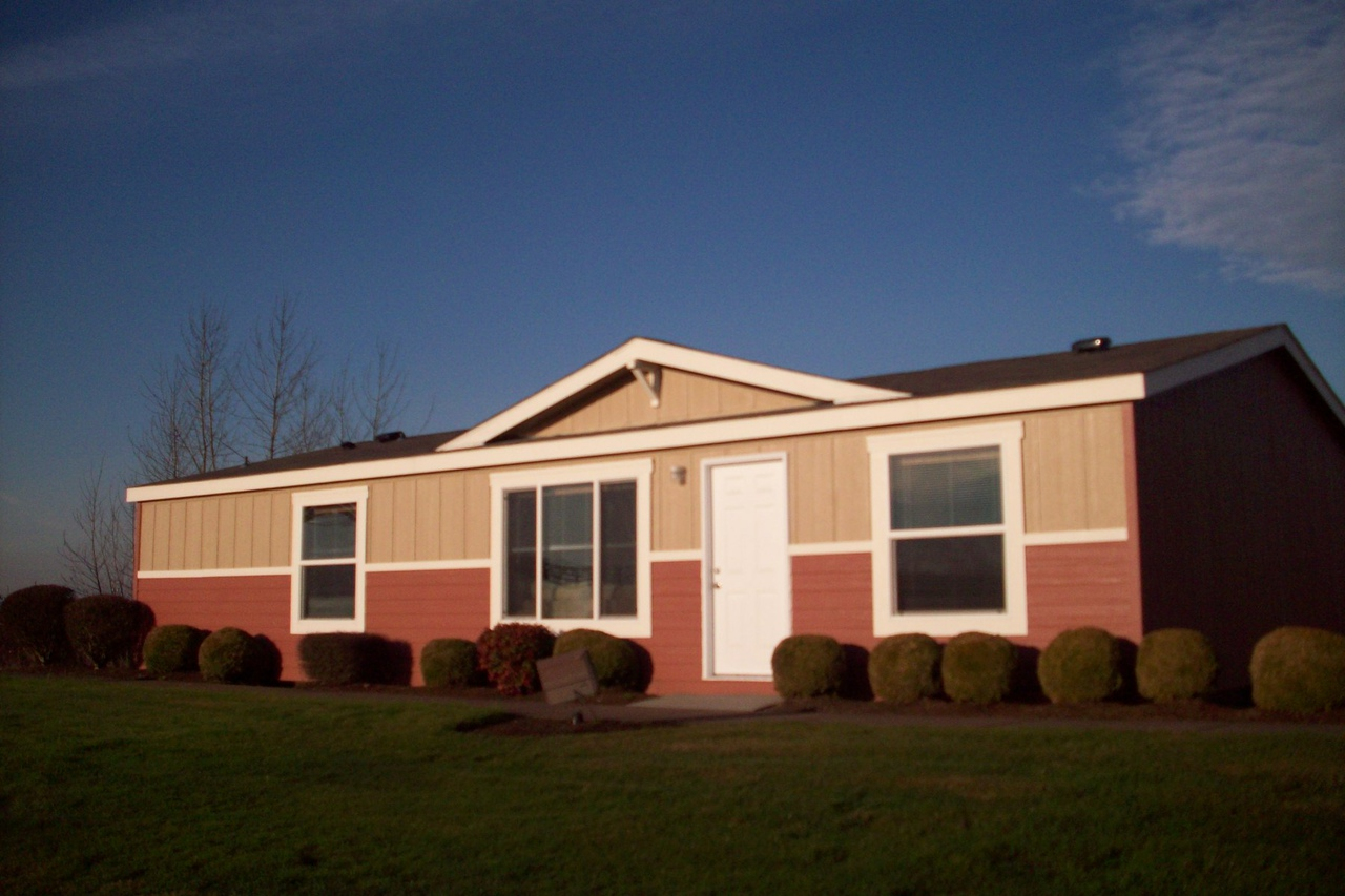 for a 1296 sq ft palm harbor manufactured home in medford oregon