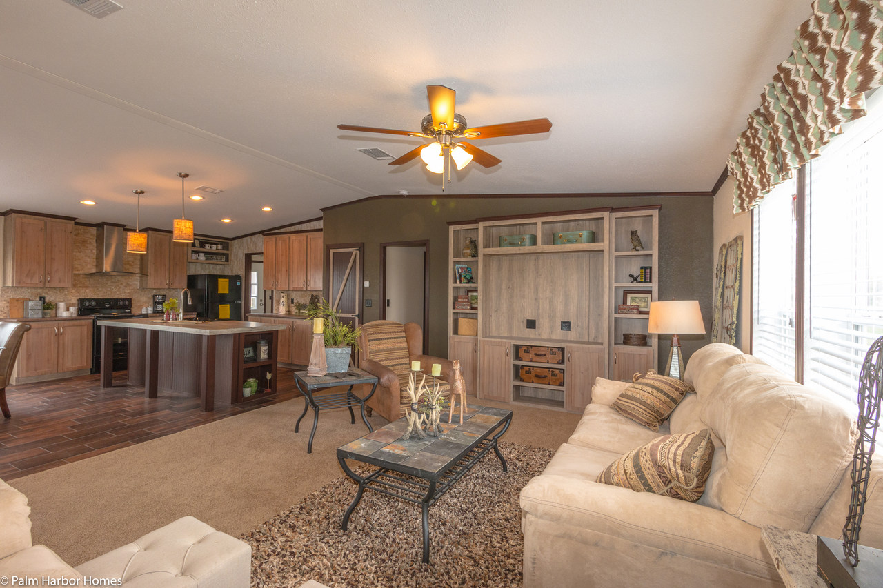 Living Room   The Great Escape By Palm Harbor Homes Part 39