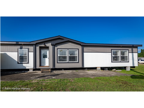 The Magnum manufactured home by Palm Harbor Homes - www.palmharbor.com