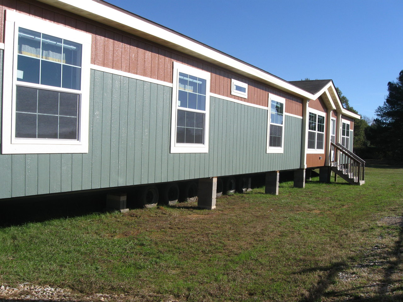 The Benbrook 5 Extra Wide 34765b Manufactured Home Floor Plan Or Modular Floor Plans